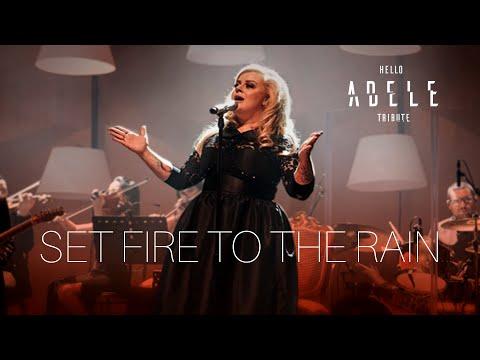 Hello Adele Tribute - Set Fire to the Rain mp3 indir