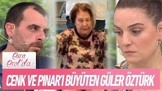 Cenk ve Pınar'ı büyüten Güler Öztürk - Esra Erol'da 21 Mart 2018