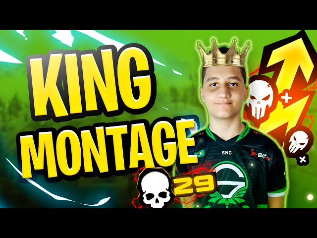Team Singularity | KING Fortnite Montage | Best moments