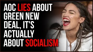 AOC's Green New Deal Was S…