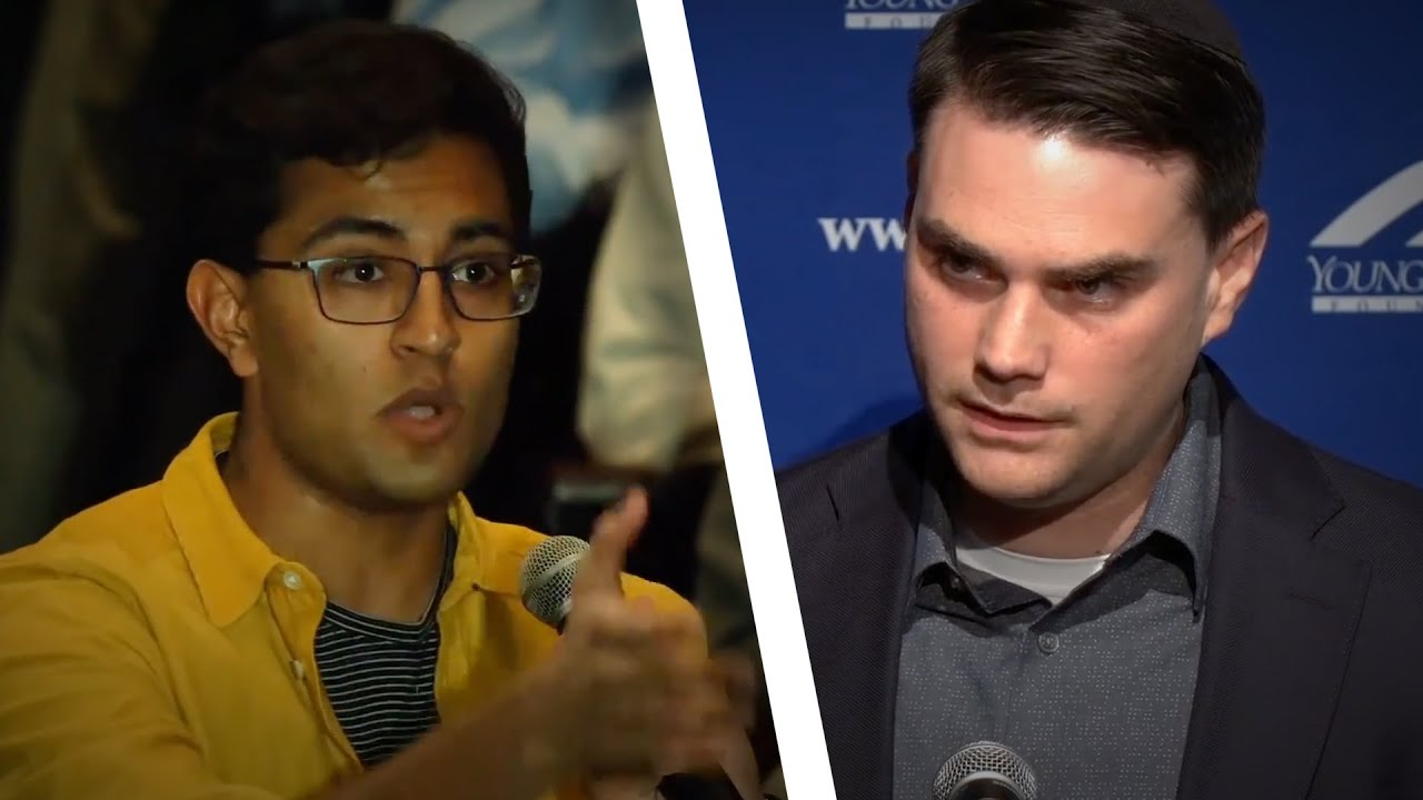Socialist Tells Ben Shapiro: Workers Should Own the Means of Production