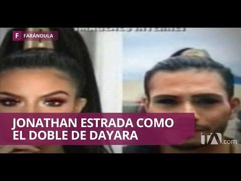 Jonathan Estrada imita a Dayanara - Jarabe de Pico