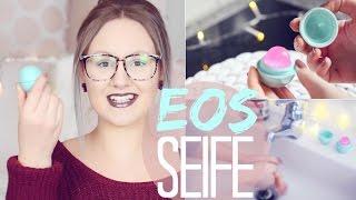 EOS Lipbalm SEIFE DIY | Seife zum Mitnehmen | ViktoriaSarina