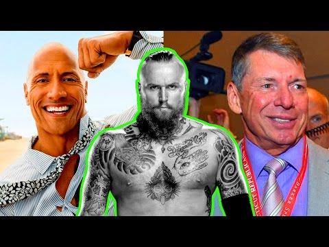 ALEISTER BLACK TO MAIN? PRESIDENT ROCK? VINCE MOVIE CANCELED? (DIRT SHEET Pro Wrestling News Ep. 42)