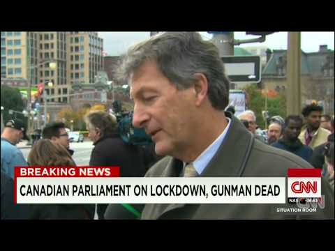 Terror on Canada's Parliament Hill