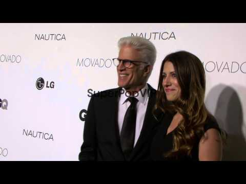 Ted Danson and Kate Danson at GQ's The 2012 Gentlemen's B...