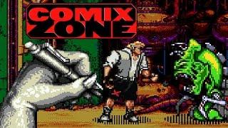 Comix Zone - Rétro Découverte thumbnail
