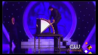 Masters of Illusion 2014 S01E02   Blindfold