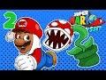 BasicallyIPlay: Mario Odyssey #2 The Wooded Kingdom!
