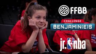 Challenge Benjamin(e)s - 10 ans de partenariat entre la FFBB et la NBA