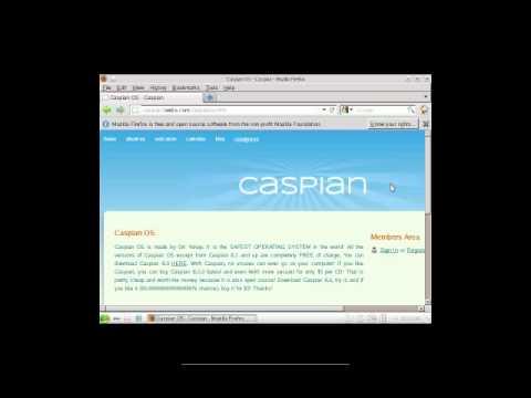 Caspian 8.2.0 Demo Caspian 7