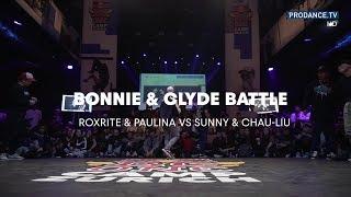 Roxrite & Paulina vs Sunny & Chau-Liu - Finał Bonnie & Clyde Battle na Red Bull BC One 2018
