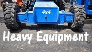 Heavy Equipment - Construction & Infrastructure