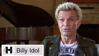 Billy Idol Exclusive INTERVIEW