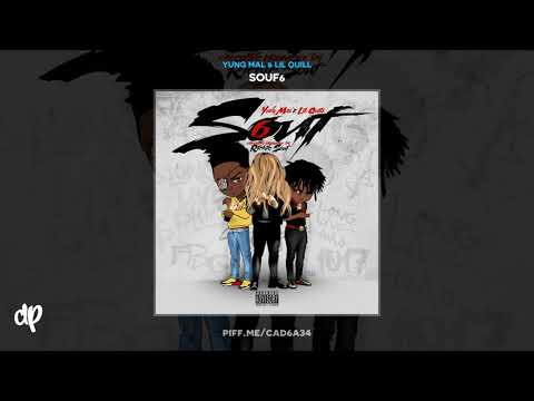 Yung Mal & Lil Quill -  Water [Souf6]