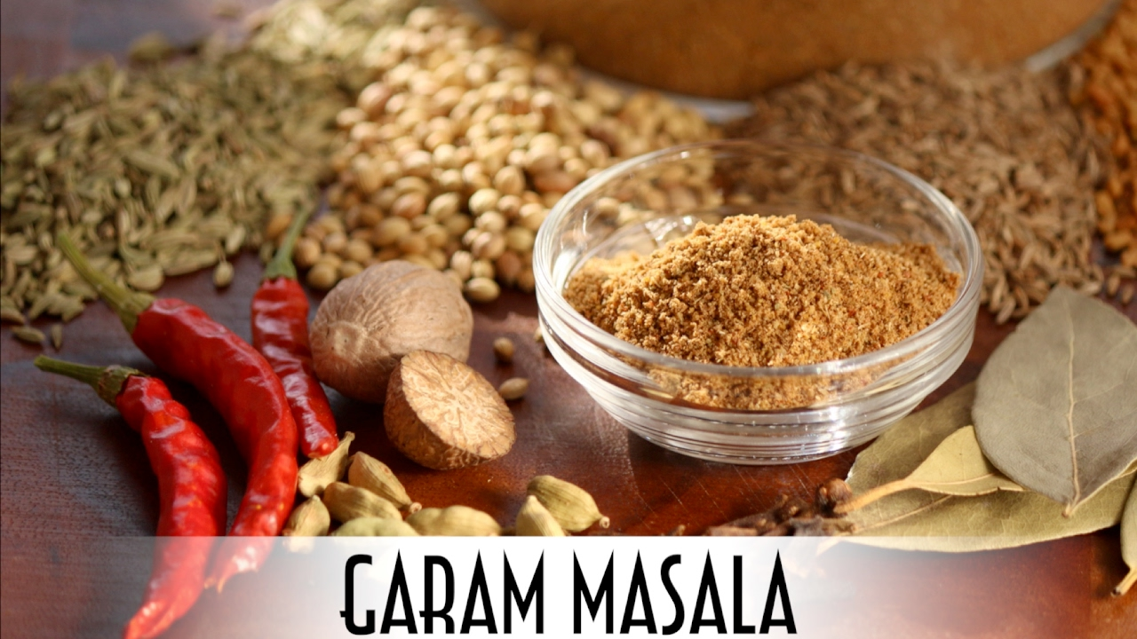 Garam Masala | India's Aromatic Spice Blend