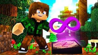 FIZ UMA MESA DO PROJECTE QUE FAZ QUALQUER ITEM!!! - Minecraft Infinito (Modpack 1.12)