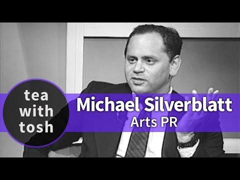 Michael Silverblatt on Tea With Tosh