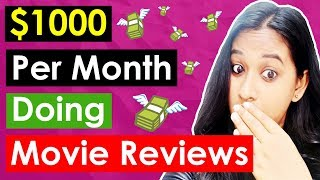 Learn how to make a full-time income online click here ➡️➡️➡️https://www.tanyajjoseph.com/start/ money doing movie reviews hi guys, in thi...