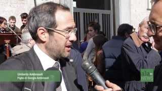 Milano ricorda Giorgio Ambrosoli