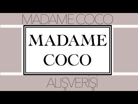 Madame Coco Alışverişim
