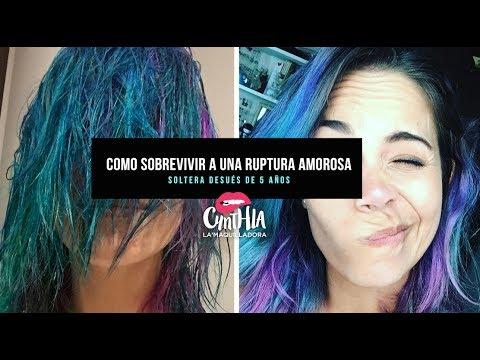 Soltera después de 5 años - Cynthia La'Maquilladora ♥