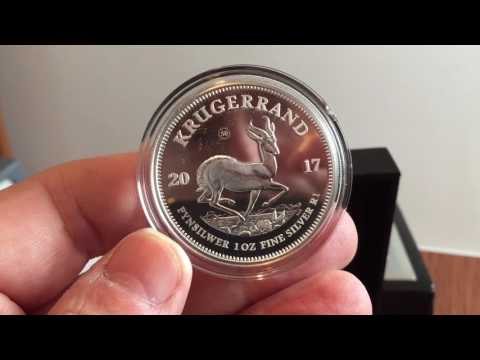 Here's why you need to be careful with the Proof Silver Krugerrand!