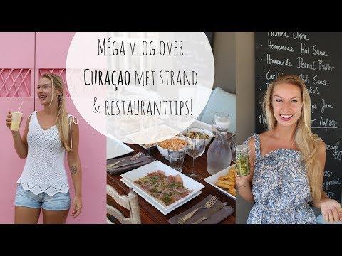 Méga vlog over Curaçao met strand en restauranttips! | BEAUFOOD