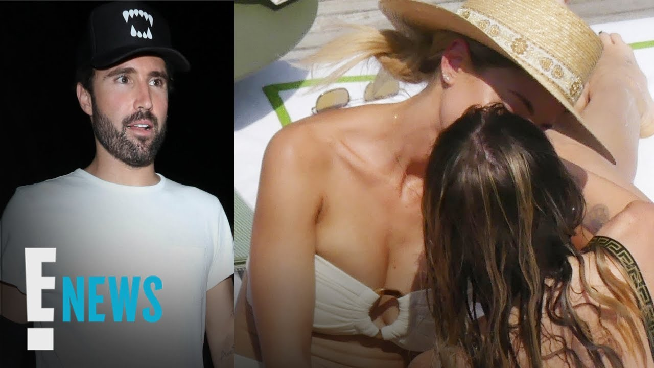 Brody Jenner Reacts to Pics of Ex-Wife Kaitlynn Carter Kissing Miley Cyrus | E! News