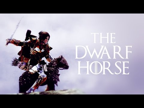 Skyrim › The Dwarf Horse