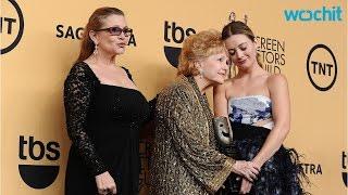 Billie Lourd Shares Her Relationship With Grandma Debbie Reynolds