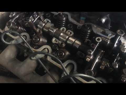 Mercedes M103 motor piyano saplama kırılması sorunu - PakVim net HD