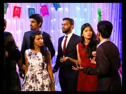 THE CHRISTMAS PARTY  St  Andrew's College SHORT FILM