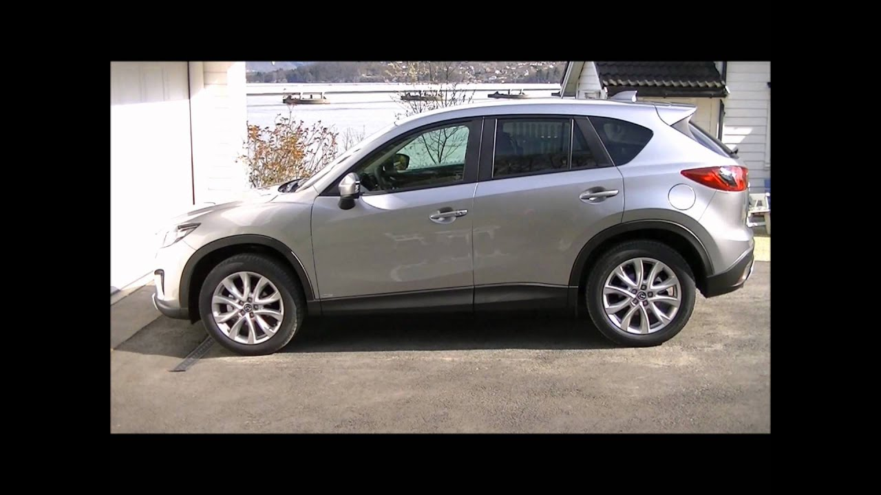 Mazda Cx 5 Styling In Liquid Silver Offroad Package