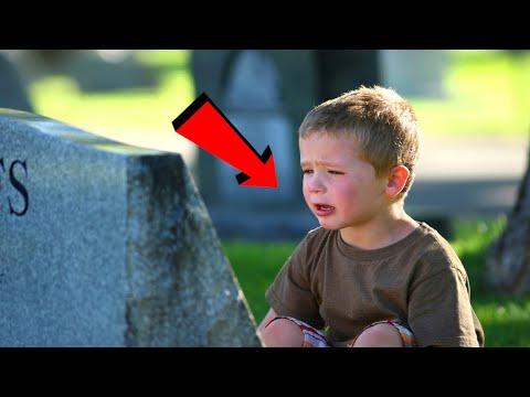 Сын много лет ходил на могилу к матери... А спустя годы узнал, что она ему неродная и был изумлён...