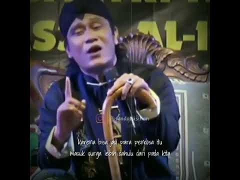 Story' Wa Gus Miftah Terbaru  pendosa Masuk Surga