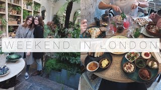 A Weekend In The Life: London With Lily | The Anna Edit