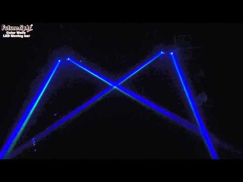 FUTURELIGHT Color Wave LED Moving bar