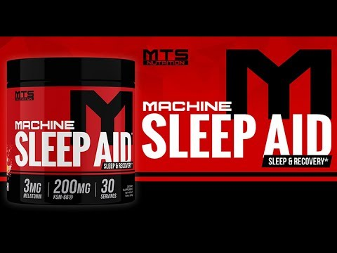 MTS Sleep Aid is Here! Deep Sleep, Improved Recovery | Tiger Fitness