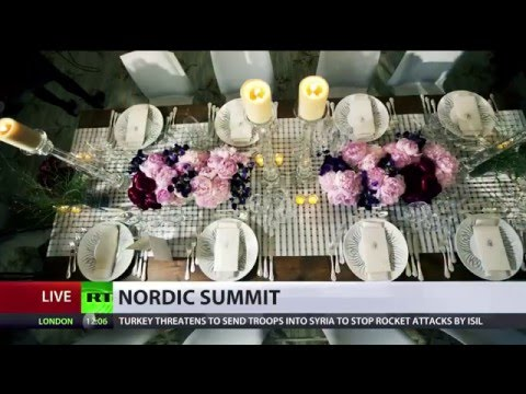 Russia on menu? Obama gathers Nordic leaders for summit in Washington
