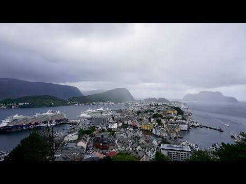 Norwegian Fjord onboard Serenade of the Seas