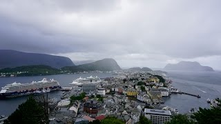 Norwegian Fjord onboard Serenade of the Seas