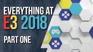 EA, Microsoft & Bethesda | Everything at E3 2018 - Part 1