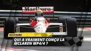 Qui a vraiment conçu la McLaren MP4/4? (Trailer)