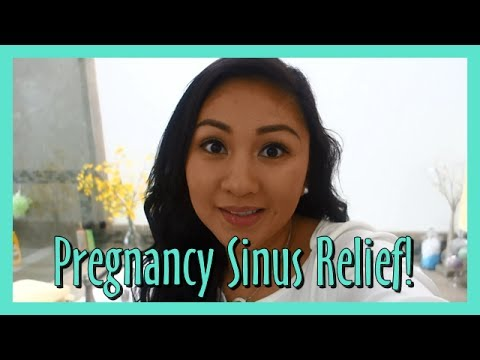 Pregnancy Sinus Relief!