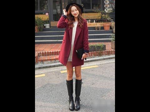 Style: Mix áo Khoác Dạ Cùng Chân Váy Vừa Giữ ấm Mà Trông Vẫn Thật Quyến Rũ