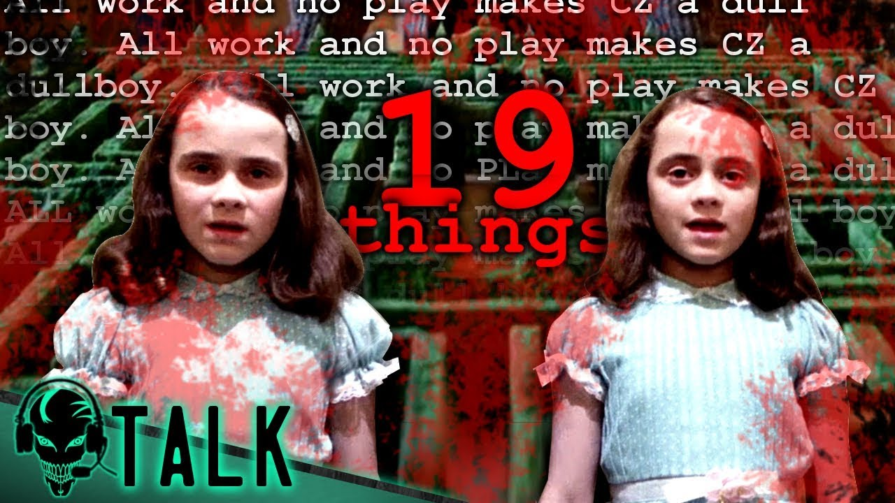 19 things we want to see in the shining halloween horror nights house universal hhn 2017 - The Shining Halloween