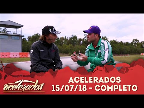Acelerados (15/07/18) | Completo