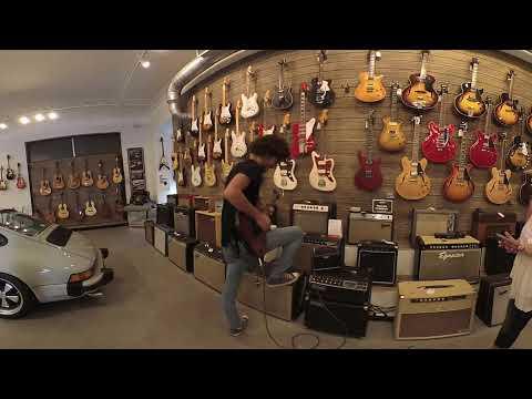 Walt Grace Vintage Car and Guitar Shop/Miami 360 VR