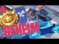 GEHEIMER BATTLE PASS STERN / BANNER WOCHE 4 SEASON 7 ☆ FORTNITE BATTLE ROYALE DEUTSCH